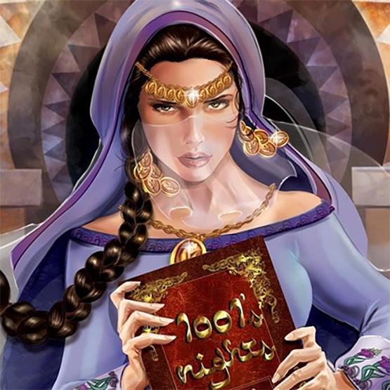 spa-программа Сказки Шахерезады