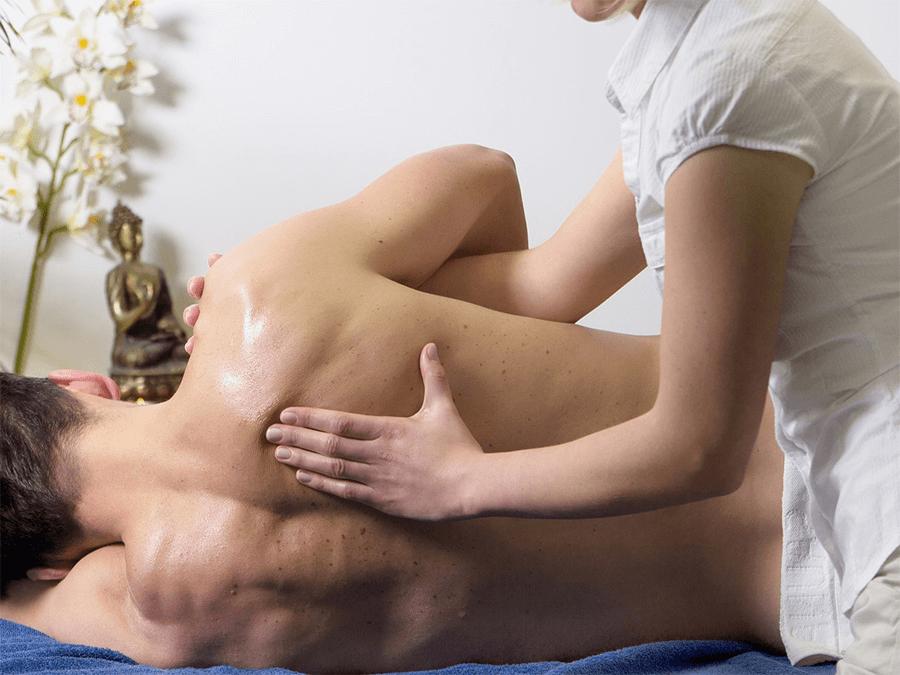 специальный массаж