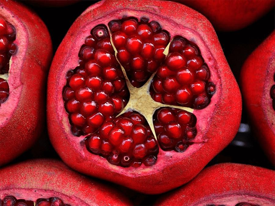 яркие фрукты